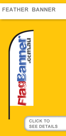 Feather Banner USA